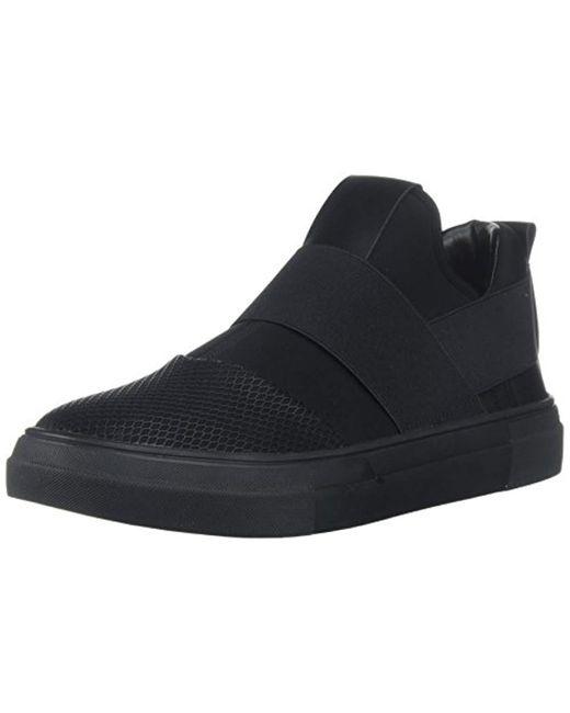 1ddccde45db Men's Black Remote Sneaker