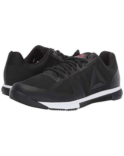 db286896 Men's Black R Crossfit Speed Tr 2.0 Fitness Shoes