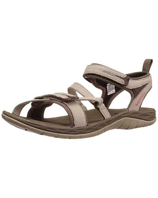 Merrell Multicolor Siren Strap Q2 Athletic Sandal