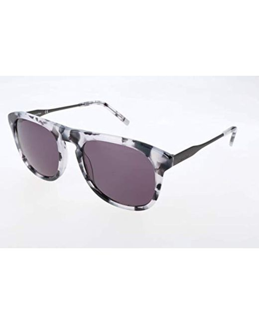 38de044d7fd4 Lyst - Calvin Klein Ck4320s Oval Sunglasses