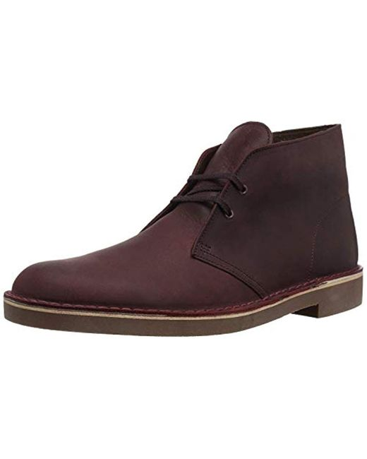 Clarks Brown Bushacre 2 Chukka Boot for men