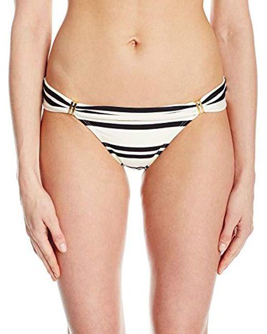 ViX - White Classic Bia Tube Full Coverage Bikini Bottom - Lyst
