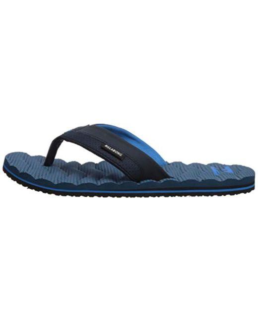 3bf9d42b7746a Men's Blue Dunes Impact Flip-flop