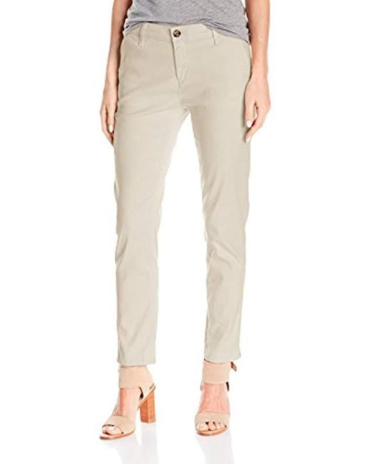 AG Jeans Natural Caden Tailored Trouser