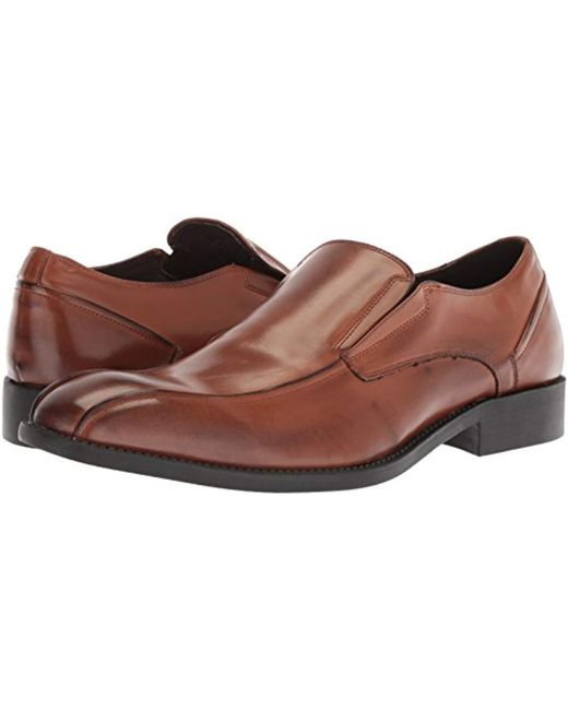 fdeb750a309 Lyst - Kenneth Cole Reaction Watts Loafer in Brown for Men - Save 60%