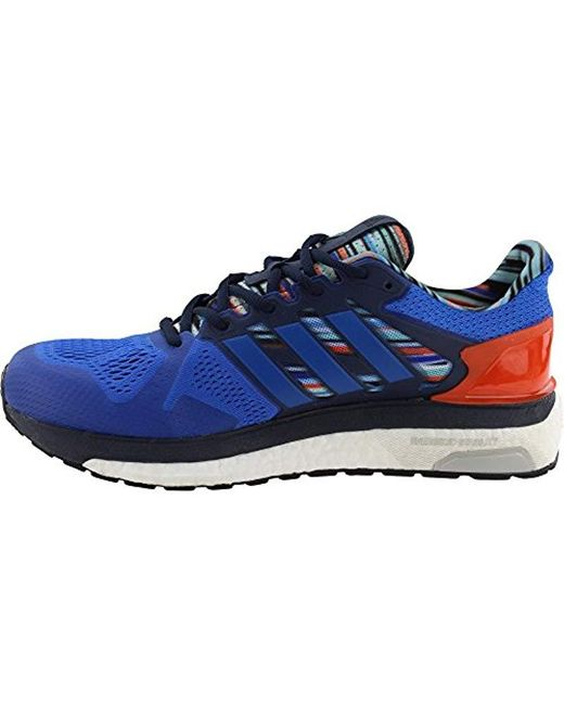 04f729e0c27e7 Men's Blue Supernova St M Running Shoe