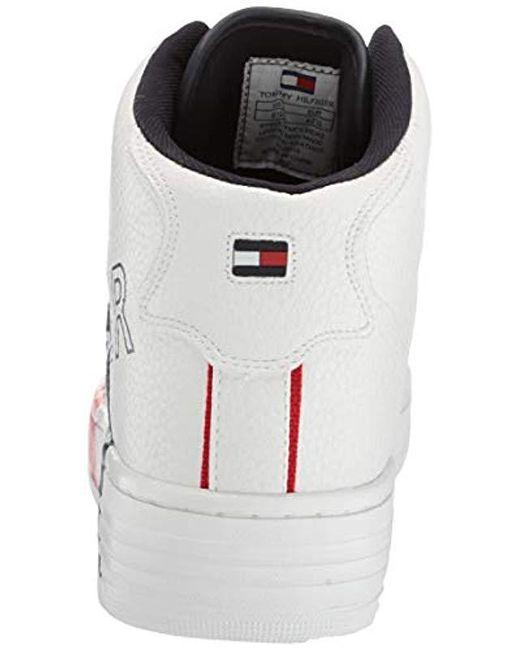 7c590b95 Tommy Hilfiger Filmer2 Sneaker in White for Men - Lyst