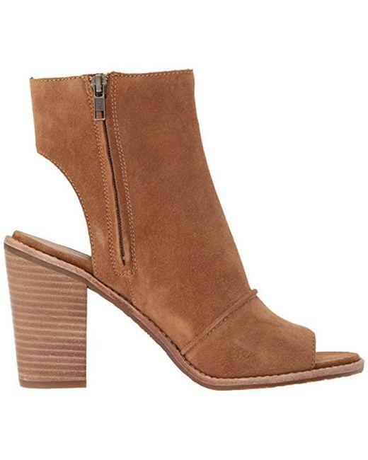 74a39f8e06b Women's Brown W Valencia Peep Toe Heeled Sandal