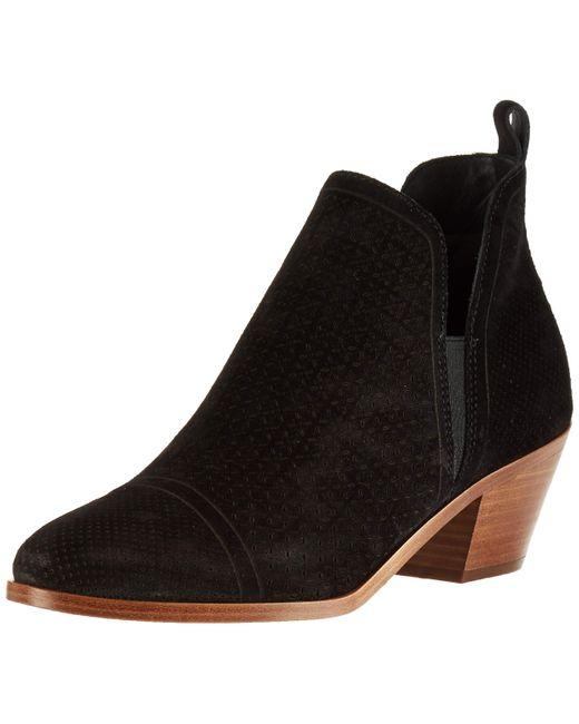 Sigerson Morrison Black Belle Ankle Boot