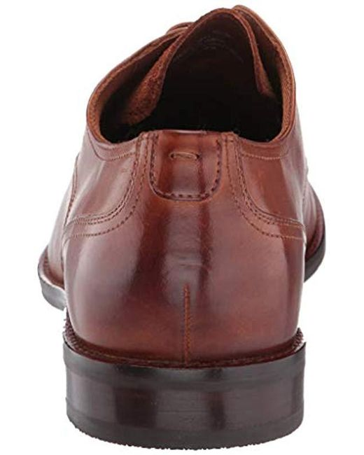 elegant shape los angeles factory outlet Cole Haan Leather Aerocraft Grand Plain Ox Oxford in British ...