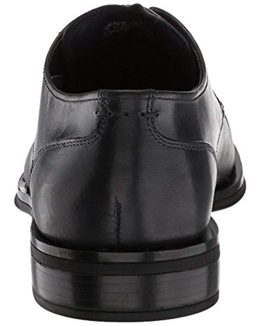 91b5aa63730 Cole Haan Dawes Grand Cap Toe Oxford in Black for Men - Save 32% - Lyst