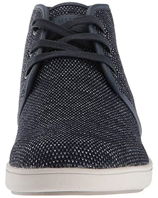 e1d50d236aa Lyst - Steve Madden Fowler Sneaker in Blue for Men - Save 30.0%