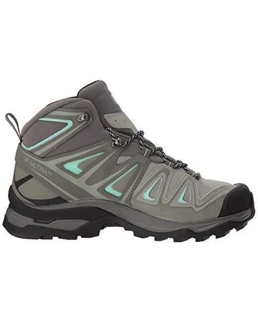 buy popular 87686 9ce6c Women's Ultra 3 Wide Mid Gtx W Trail Running Shoe, Shadow, 12 W Us