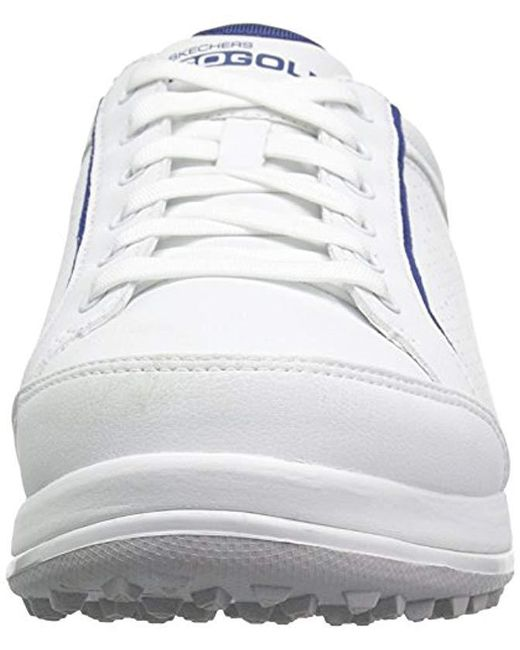 Skechers White Go Drive 2 Relaxed Fit Golf Shoes For Men Lyst