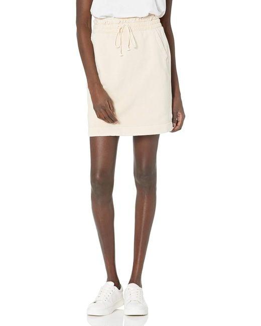 Paperbag Waist Heritage Jupe Polaire Skirts Goodthreads en coloris Natural