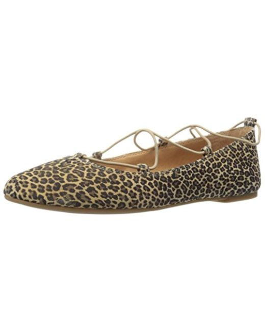 Lucky Brand - Multicolor Aviee Pointed Toe Flat - Lyst