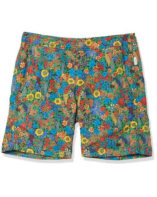 Onia Multicolor Calder 7.5 Liberty Art Swim Trunks for men