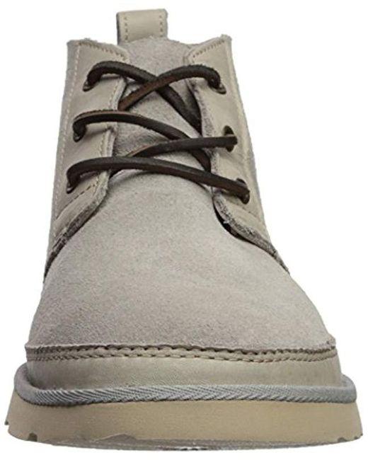 bc6af2f87ff Men's Neumel Unlined Leather Sneaker