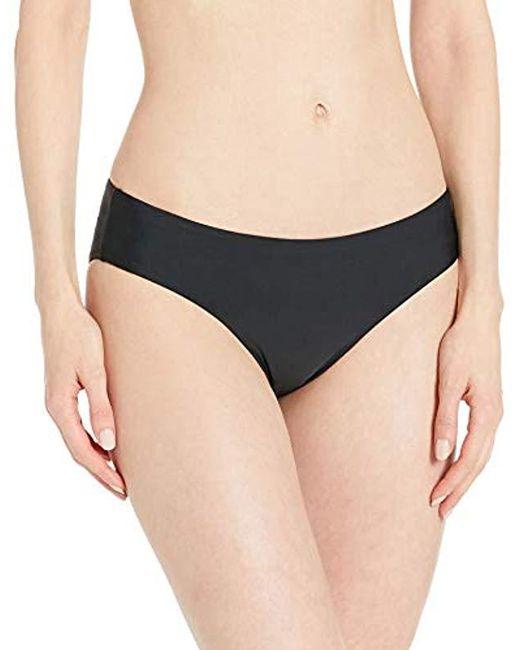 Ella Moss Black Retro Swimsuit Bikini Bottom