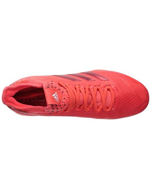 4fe9d2d2a3cb43 ... Adidas - Red Performance Adizero Afterburner 4 for Men - Lyst
