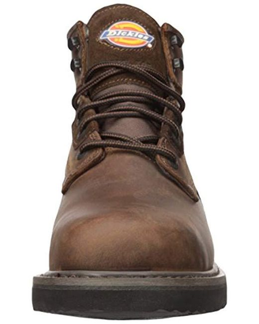 7a3aeac3d40 Men's Brown Cannon Industrial Boot