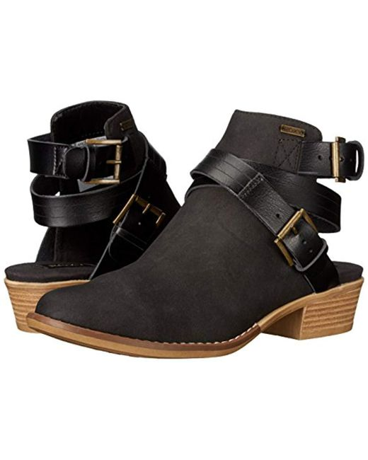 8dab4bb2542 Women's Black Prescott Boot Ankle Bootie