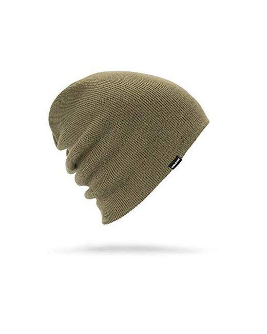 Volcom - Green Modern Fit Snow Beanie for Men - Lyst