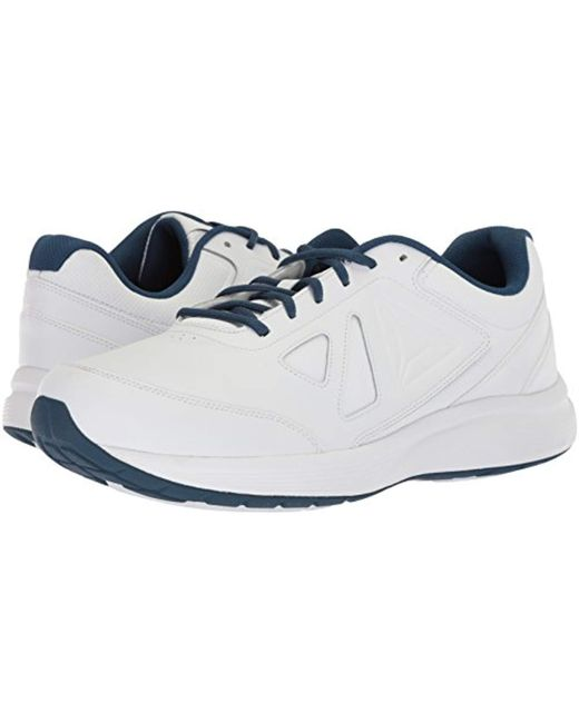 40bf72e0dbb8 Lyst - Reebok Walk Ultra 6 Dmx Max 4e Sneaker in Blue for Men - Save 21%