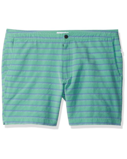 Onia Green Calder 7.5 for men