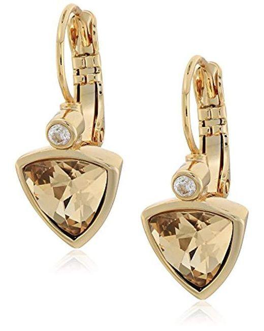 Vera Bradley - Metallic S Holiday Confetti Drop Earrings - Lyst