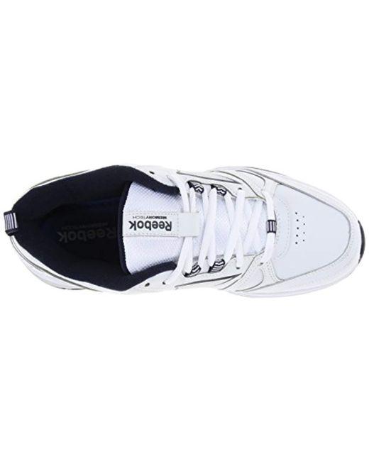 on sale 784a3 84e3c ... Reebok - White Royal Trainer Mt Cross-trainer Shoe for Men - Lyst