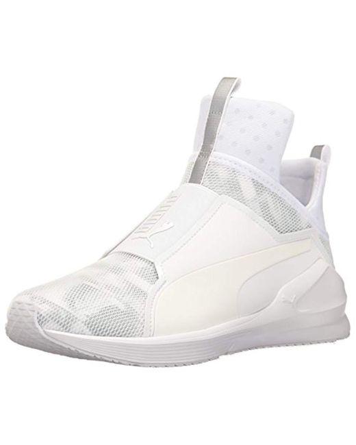 PUMA - White Fierce Swan Wn's Cross-trainer Shoe - Lyst