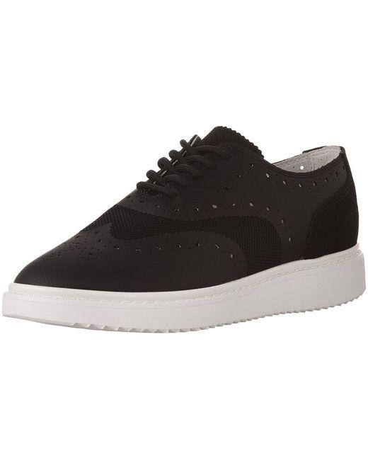 Geox Black D Thymar Fashion Sneaker