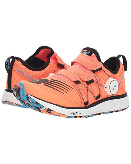 los angeles 8efde 6bcc6 Women's Orange 1500v4 Boa Running Shoes