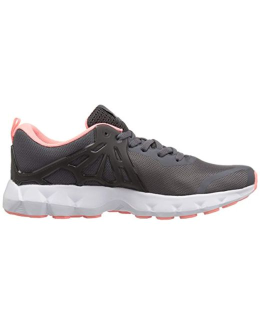 novel design famous designer brand beautiful in colour Women's Gray Hexaffect Run 5.0 Mtm Track Shoe