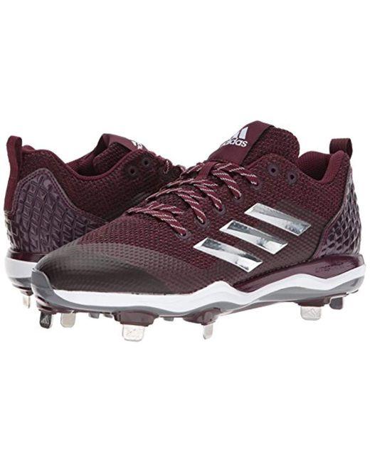 super popular 3f13b ac465 Men's Purple Freak X Carbon Mid Baseball Shoe