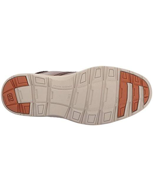 fa5fd0e8f0c2c Lyst - Caterpillar Duke Fashion Boot in Brown for Men - Save 60%