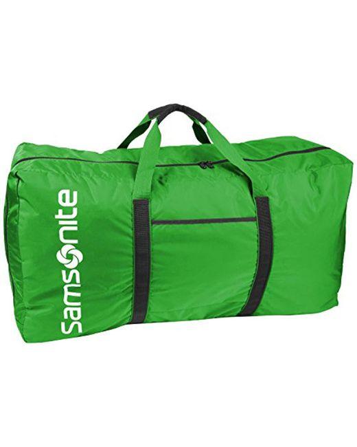 Samsonite Green Tote-a-ton 32.5 Inch Duffel for men