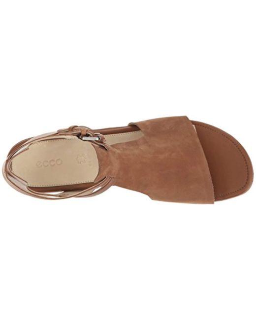 wo kann ich kaufen kostengünstig erstklassiger Profi Women's Brown Touch 25 Hooded Wedge Sandal
