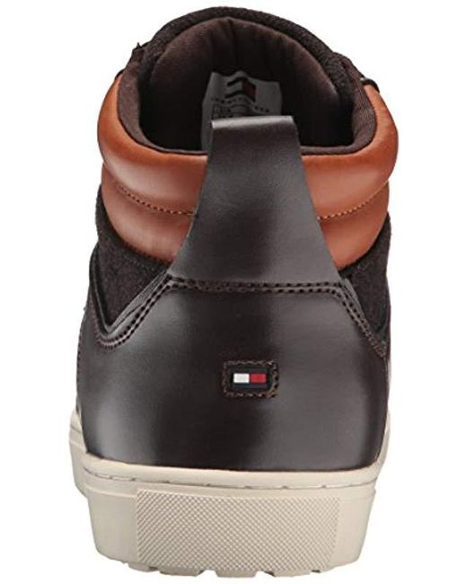508053a958b773 Lyst - Tommy Hilfiger Martine2 Sneaker in Brown for Men - Save 31.25%