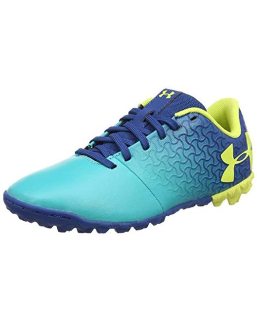 56c5735342e9f Lyst - Under Armour Magnetico Select Jr Turf Soccer Shoe