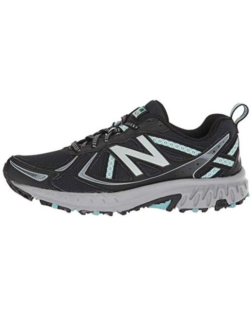 finest selection 792d7 f23d6 Women's Black 410v5 Cushioning Trail Running Shoe
