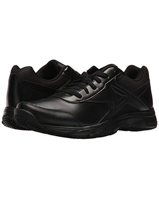 31424b4d4be2b Men's Black Work N Cushion 3.0 4e Walking Shoe