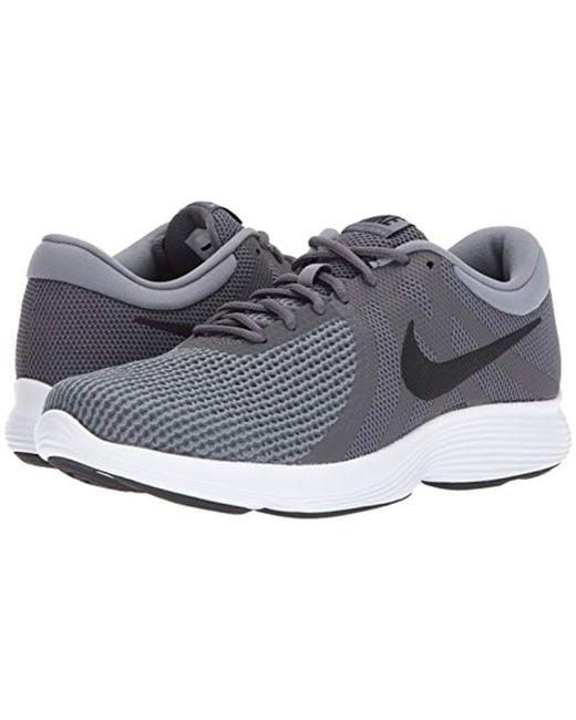 c21364da6aa Lyst - Nike Revolution 4 Running Shoe in Gray for Men - Save 35%