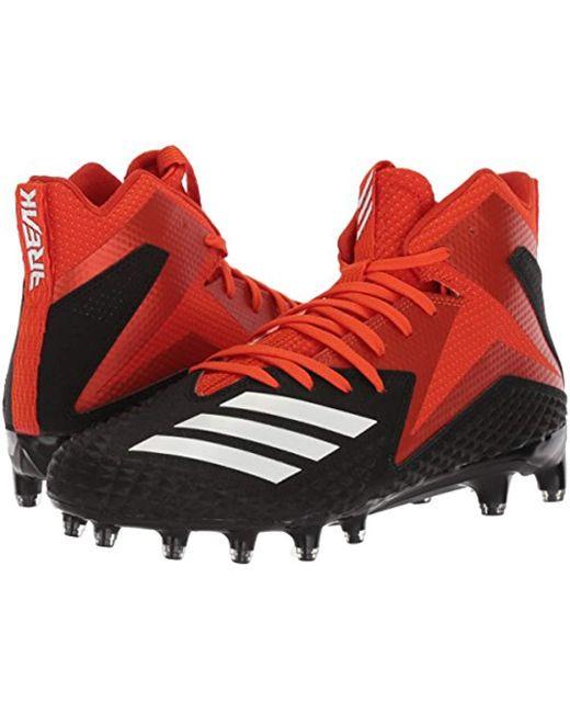 80f378d376f ... Adidas - Multicolor Freak X Carbon Mid Football Shoe