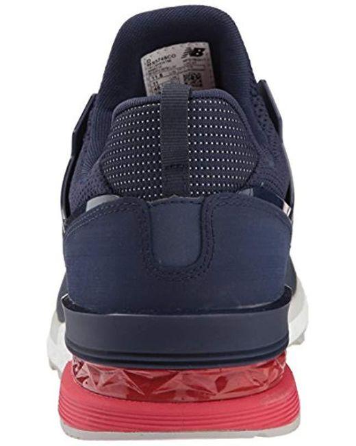 the best attitude 2826c ddf8c Men's Blue 574s Sport Shoe