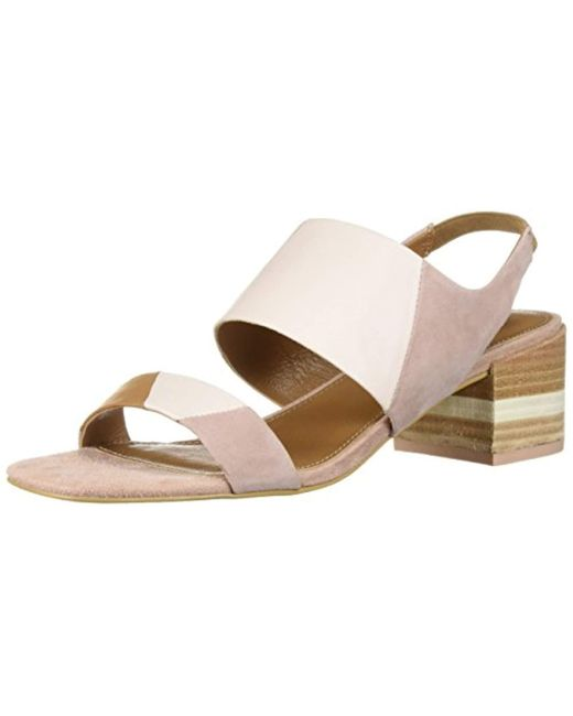 Kelsi Dagger Brooklyn - Multicolor Shiloh Heeled Sandal - Lyst