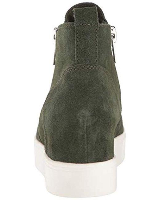 a2cfe2e345e Women's Green Wedgie Sneaker