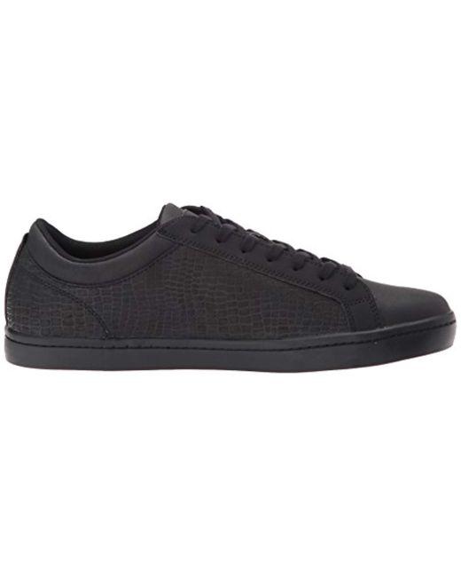 669d486e2 ... Lacoste - Black Straightset Sp 417 1 Sneaker for Men - Lyst ...