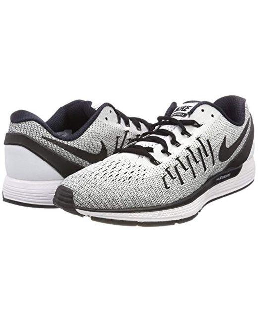89e397fcd5cde Men's White Air Zoom Odyssey 2 Running Shoes